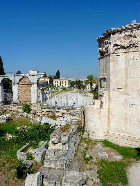 Roman Agora of Athens