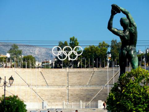 1896 Olympics Stadium