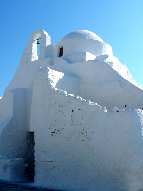 Mykonos Paraportiani Church