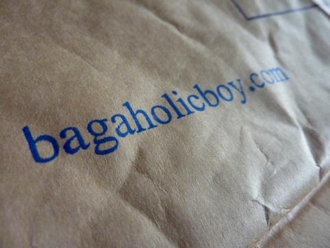 Bagaholicboy