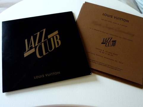 Louis Vuitton Jazz Club