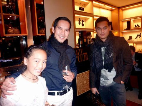 Louis Vuitton Jazz Club Bar