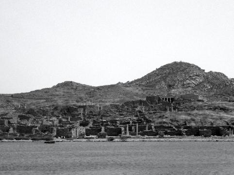 Delos Island Approach