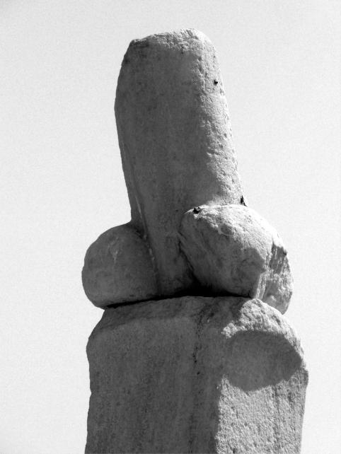 Delos Island Phallus