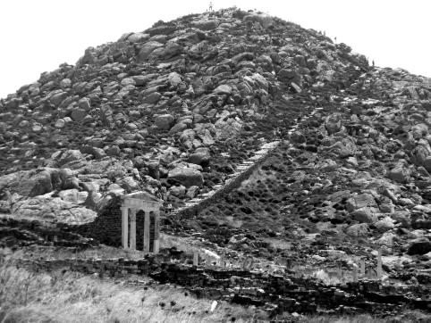 Delos Island Temple