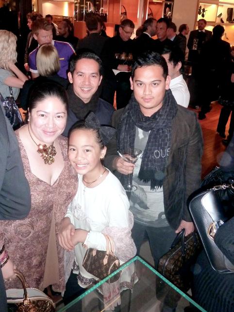 Louis Vuitton Jazz Club Party