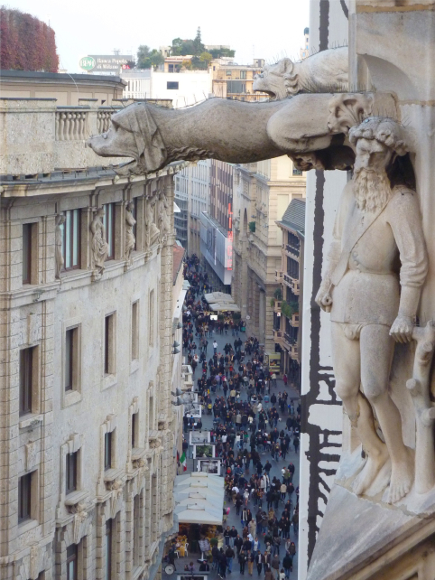 Duomo Gargoyles