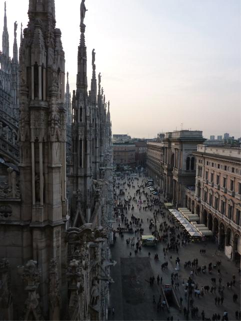 Duomo Piazza del Duomo