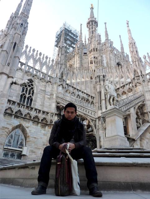 Duomo Roof Mark