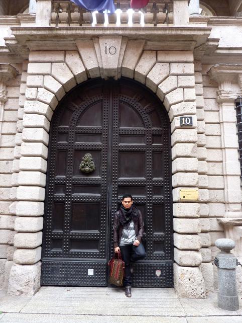 Via Santo Spirito Doors